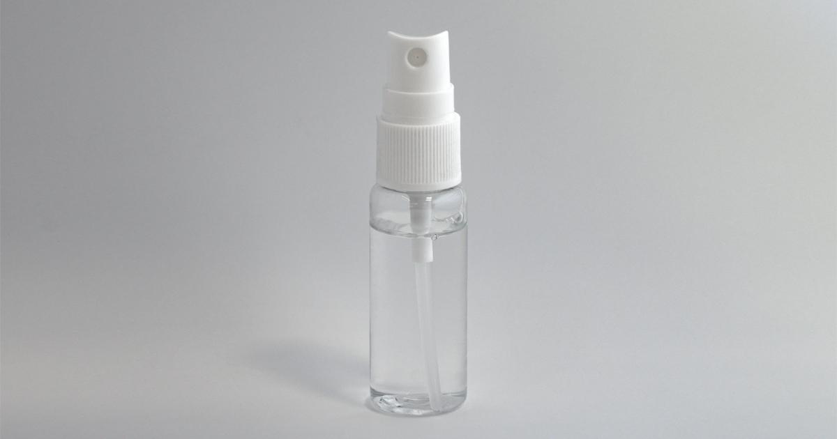 Nicotine spray